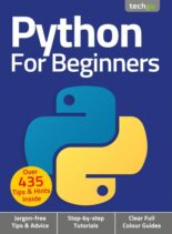 Python for Beginners – 04 May 2021