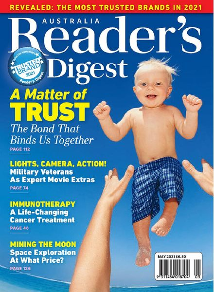 Reader's Digest Australia & New Zealand – May 2021