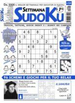 Settimana Sudoku – 28 aprile 2021