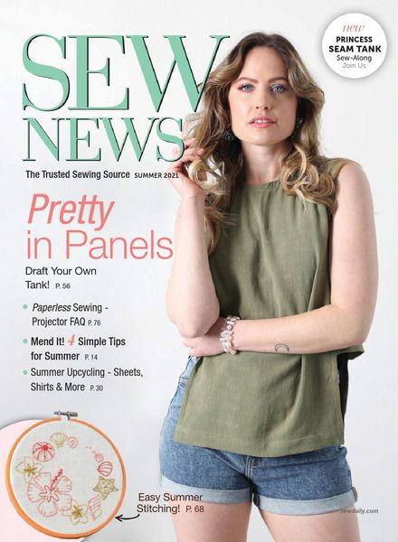 Sew News – March 2021