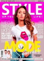STYLE UP YOUR LIFE! – 04 Mai 2021