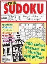Sudoku Frossa – 03 december 2020