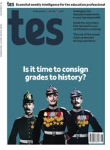 TES Magazine – Issue 5442 – 26 February 2021