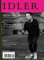 The Idler Magazine – Issue 68 – September-October 2019