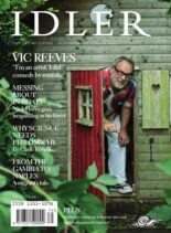 The Idler Magazine – Issue 75 – November-December 2020