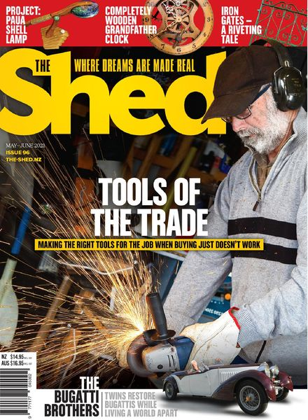 The Shed – May-June 2021