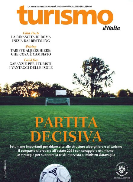 Turismo D'Italia – Aprile 2021