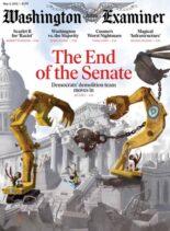 Washington Examiner – 4 May 2021