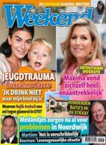 Weekend Netherlands – 28 april 2021