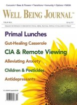 Well Being Journal – Spring 2020