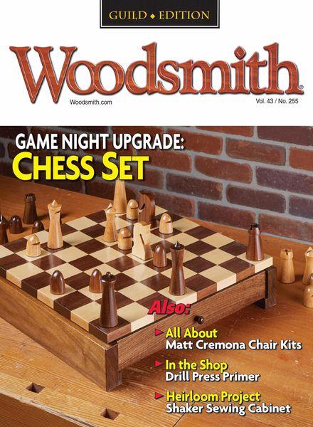 Woodsmith – June 2021