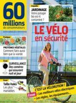 60 Millions de Consommateurs – Mai 2021