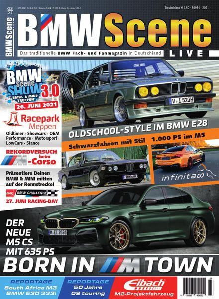 BMW Scene Live – Nr.3 2021