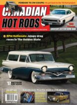 Canadian Hot Rods – August-September 2020