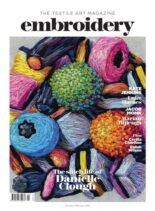 Embroidery Magazine – January-February 2021