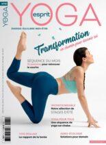 Esprit Yoga – Mai-Juin 2021