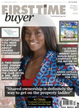First Time Buyer – October-November 2019
