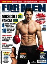 For Men Magazine – Maggio 2021