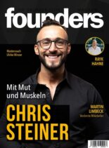 Founders Magazin – Mai 2021