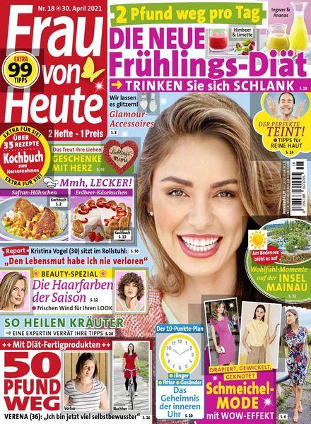 Frau von Heute – 30 April 2021