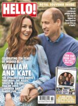 Hello! Magazine UK – 10 May 2021