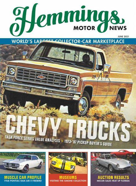 Hemmings Motor News – June 2021