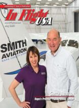 In Flight USA – May 2021