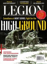 Legion – May-June 2021
