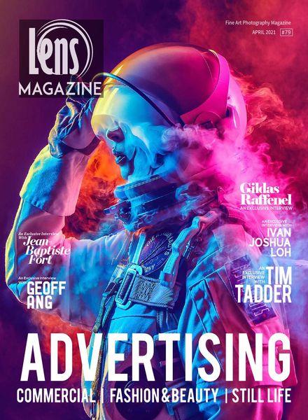 Lens Magazine – Issue 79 – April 2021