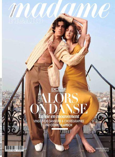 Madame Figaro – 7 Mai 2021