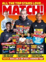 Match! – April 27, 2021