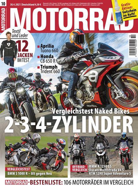 Motorrad – 29 April 2021