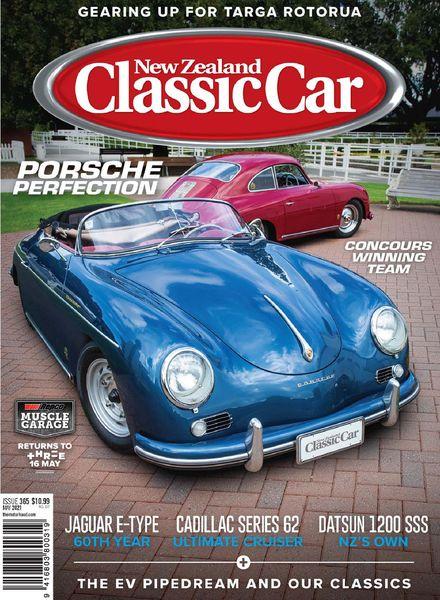 New Zealand Classic Car – May 2021