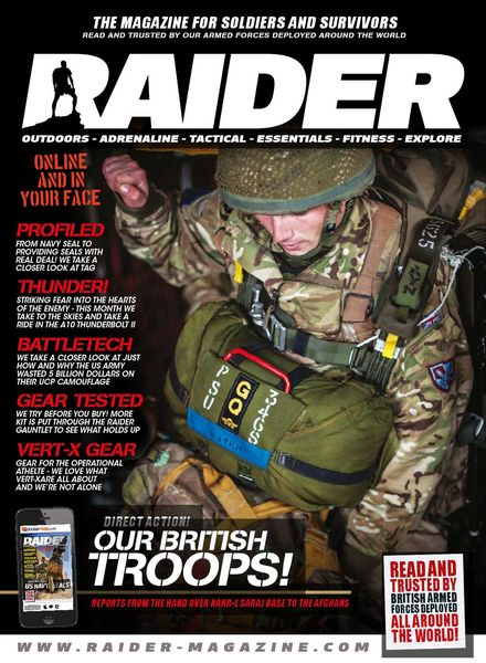 Raider – Volume 14 Issue 2 – May 2021