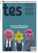 TES Magazine – Issue 5449 – 16 April 2021