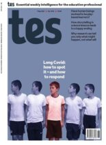 TES Magazine – Issue 5452 – 7 May 2021