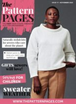 The Pattern Pages – Issue 17 – November 2020