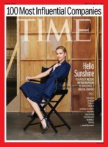 Time USA – May 10, 2021