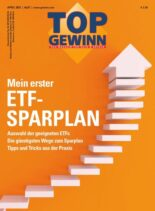 Top Gewinn – April 2021
