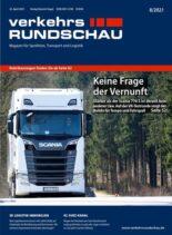 VerkehrsRundschau – 15 April 2021
