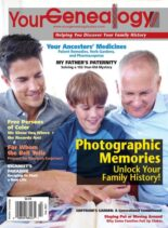Your Genealogy Today – January-February 2021
