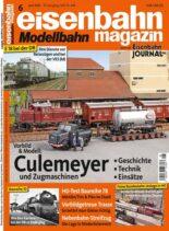 Eisenbahn Magazin – Juni 2021