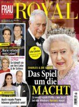 Frau im Spiegel Royal – Mai 2021