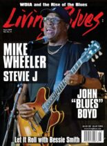 Living Blues – Issue 270 – January 2021