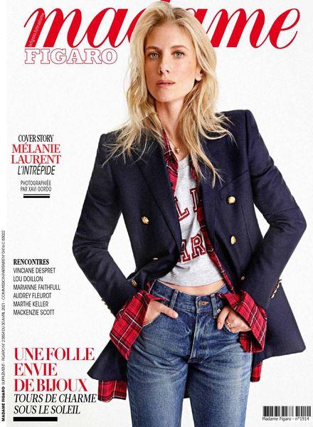 Madame Figaro – 30 Avril 2021