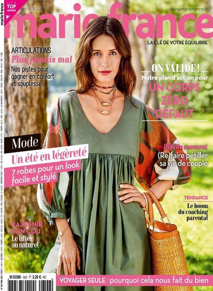Marie France – Mai 2021