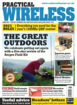 Practical Wireless – June 2021