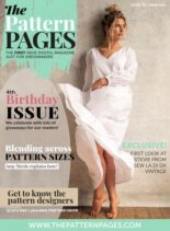 The Pattern Pages – Issue 20 – May 2021