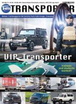 Transporter Online – Juni 2021