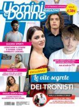 Uomini e Donne magazine – 07 maggio 2021